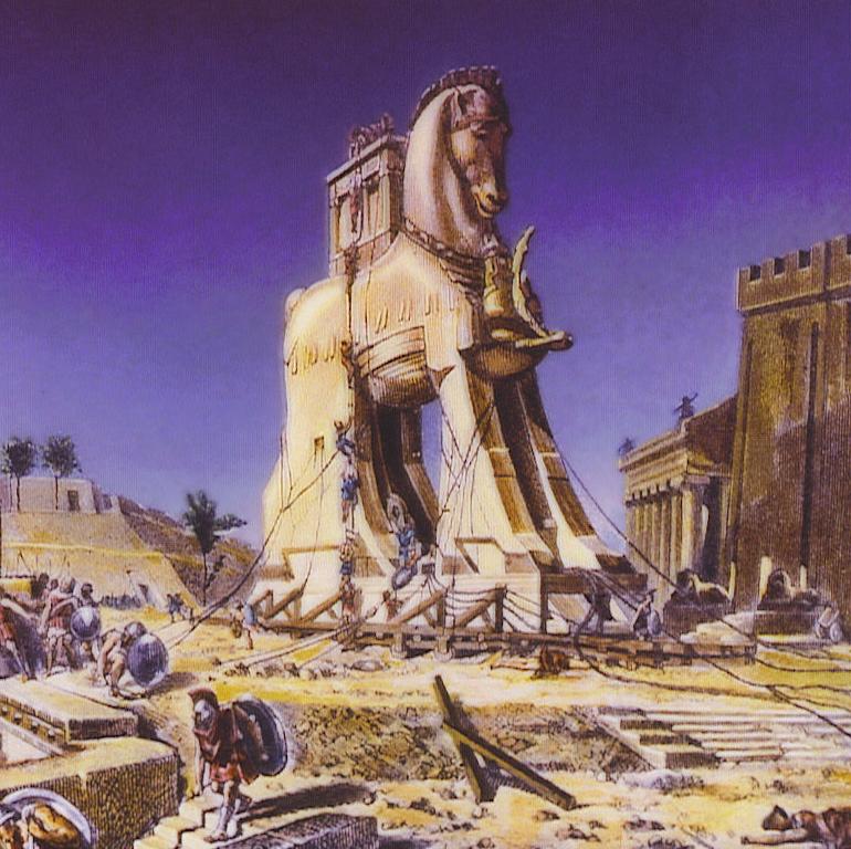 did the trojan war really happened essay