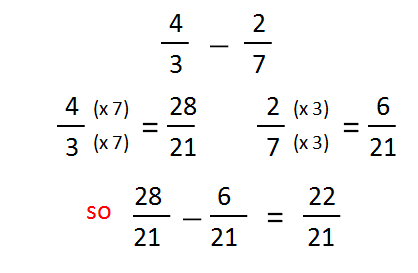 how to find the fraction of something