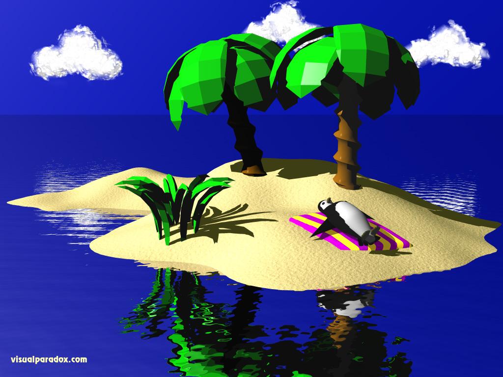 Картинка остров лентяев