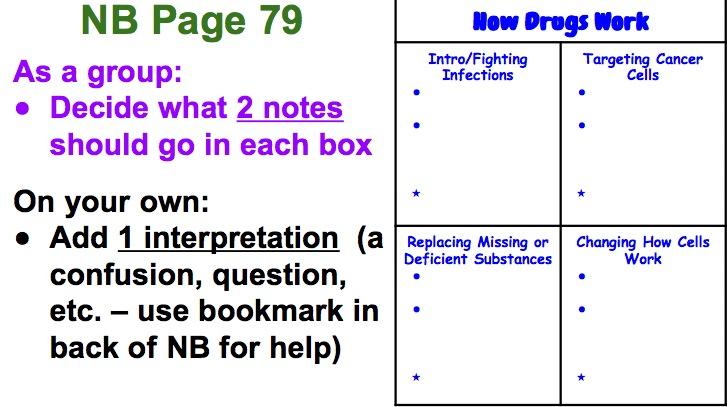 Quia Class Page Trimester 3 Page Before Bridges