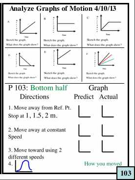 Printables Graphing Motion Worksheet motion worksheets worksheet speed and velocity science moreover works fraction addition