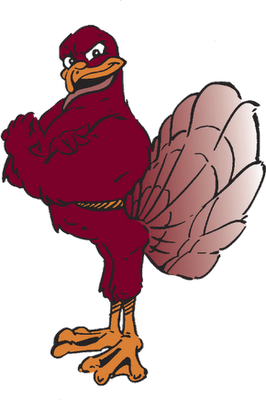 hokie bird coloring pages - photo#33