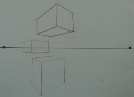 Page26 on 2 point perspective drawing handout