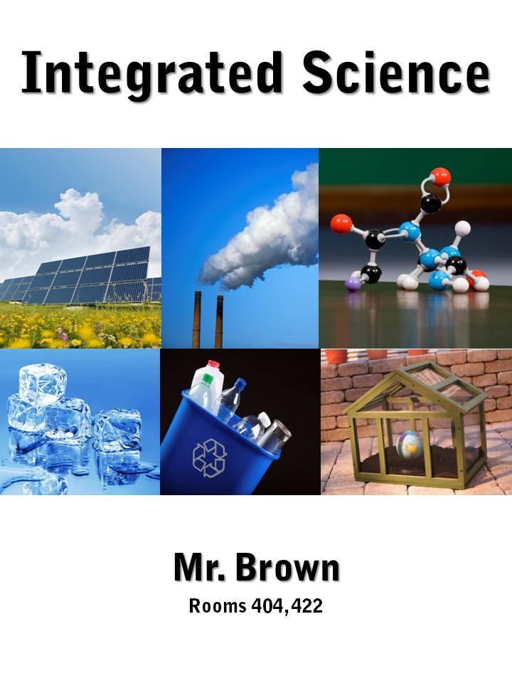 integrated science homework help