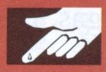 Sharp safety symbol