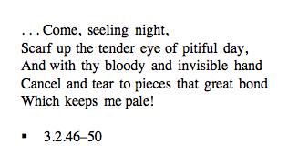 Quia - Macbeth: Act 3 (practice quotes [2])
