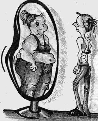 Quia verbes r fl chis for Regard dans le miroir