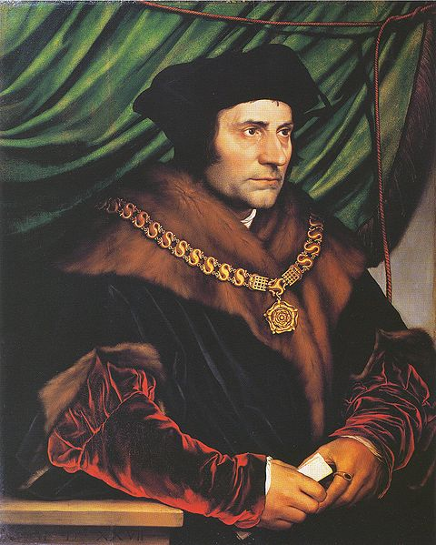 the life and moral beliefs of thomas more Made famous by his own holy life and featured in the movie his belief that no lay ruler has jurisdiction over the church of christ cost thomas more his life the supreme diplomat and counselor, he did not compromise his own moral values in order to please the king, knowing that true allegiance to authority is not blind.