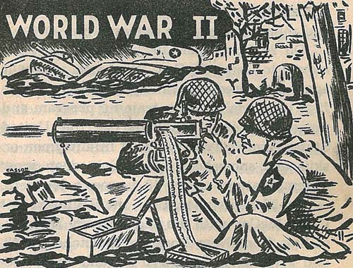 the causes and the history of world war two a global conflict World war ii is one of the most studied events in history in terms of understanding the origins of such a disastrous global conflict understanding the causes of such.