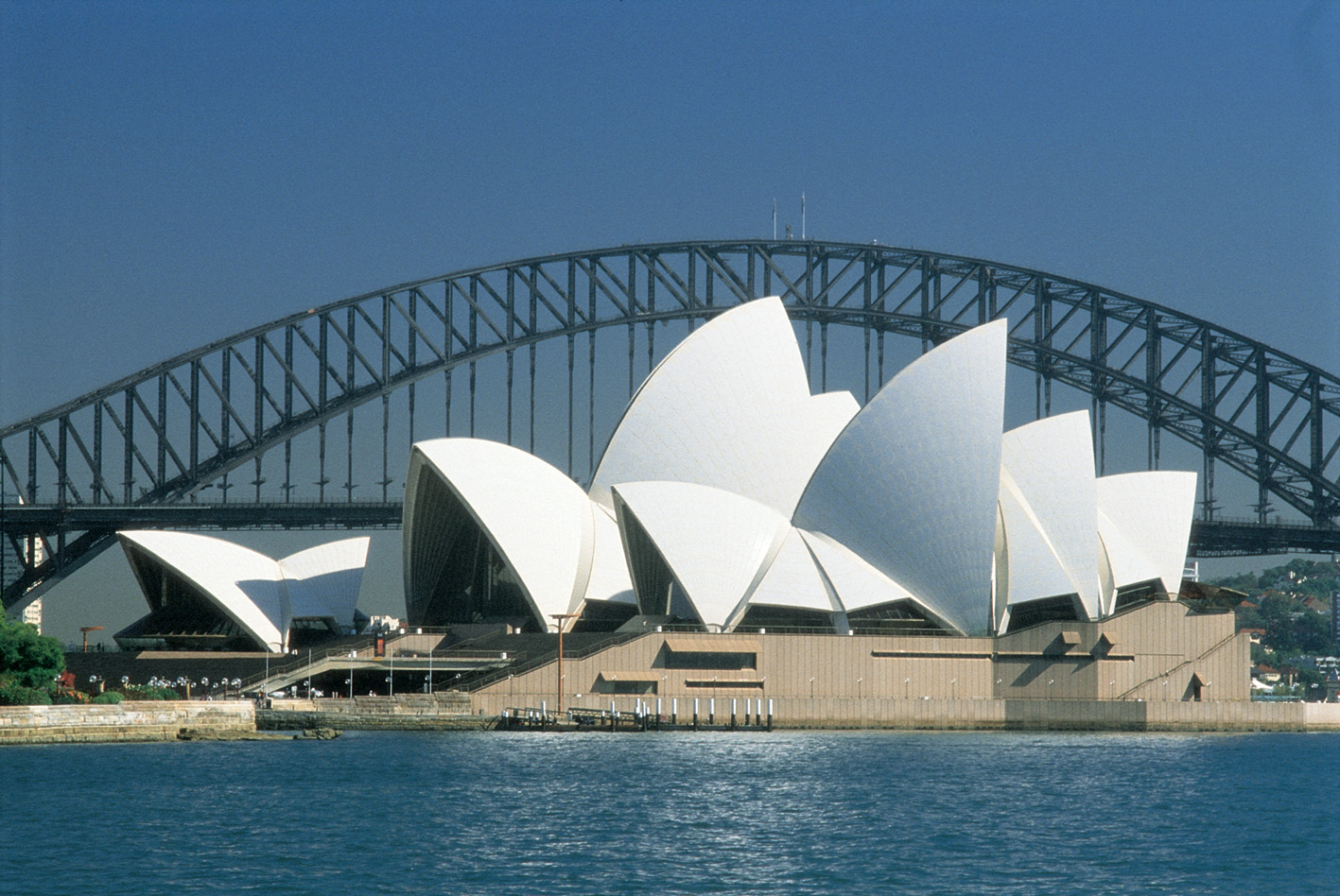 Quia world wonders tour for Sydney opera housse