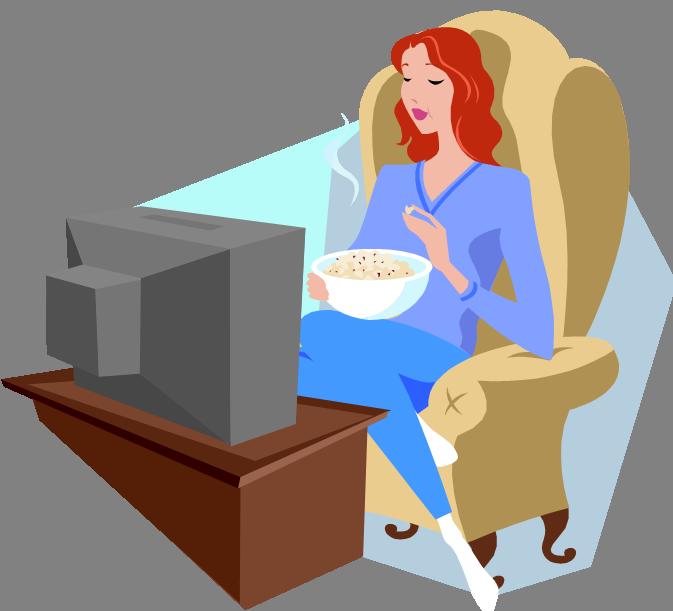 clipart watch tv - photo #9