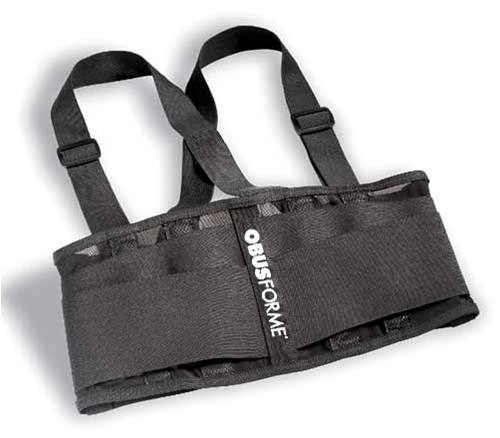 Back-Support Pads on
