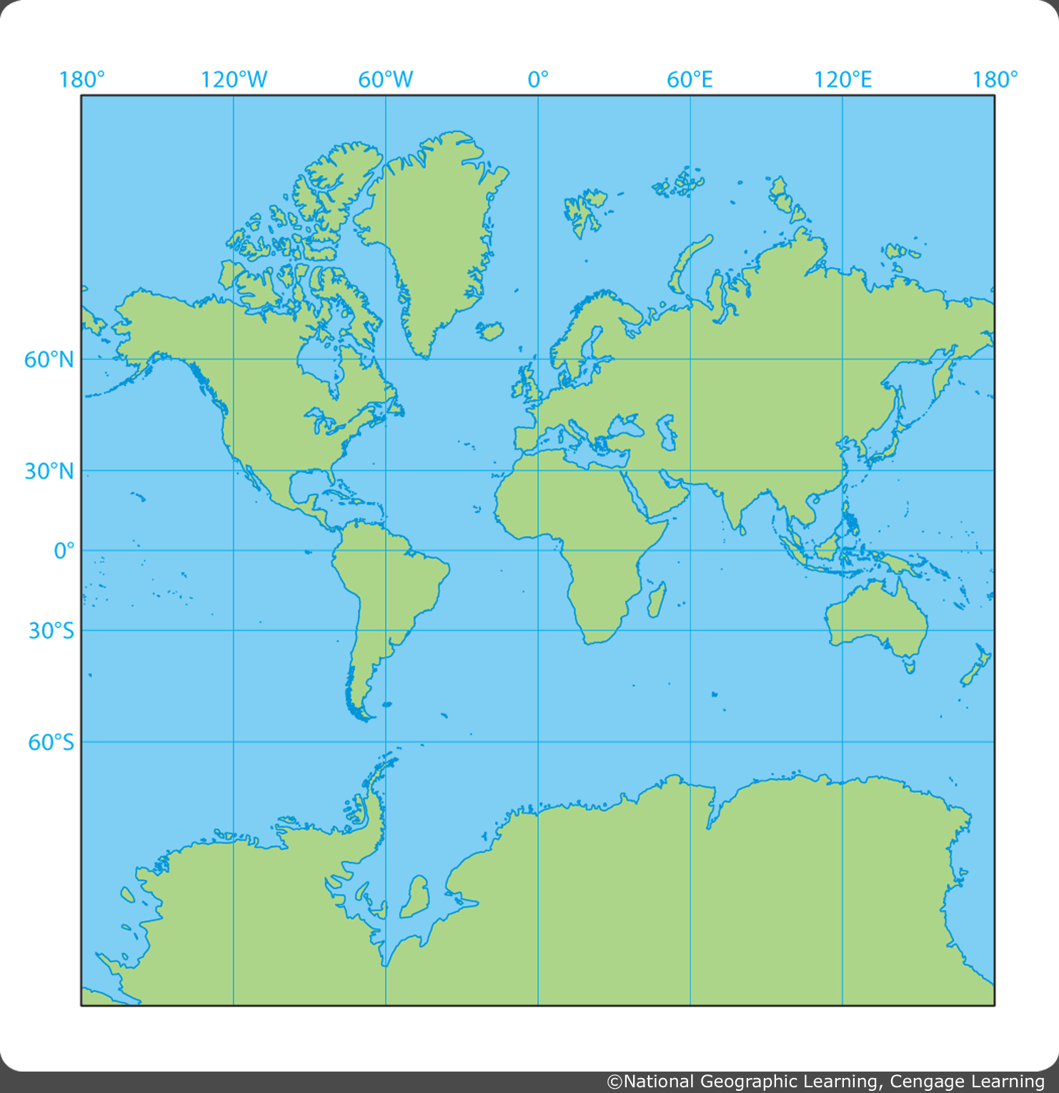 mercator projections Non-mercator projection using non mercator tiles with lesritiledmaplayer with the proj4leaflet plugin this demo should be implemented at.