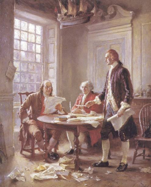 constitution reading assignment