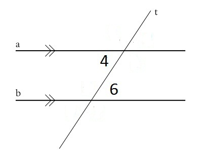 Alternate interior angles are congruent pictures to pin on pinterest pinsdaddy for Geometry interior and exterior angles