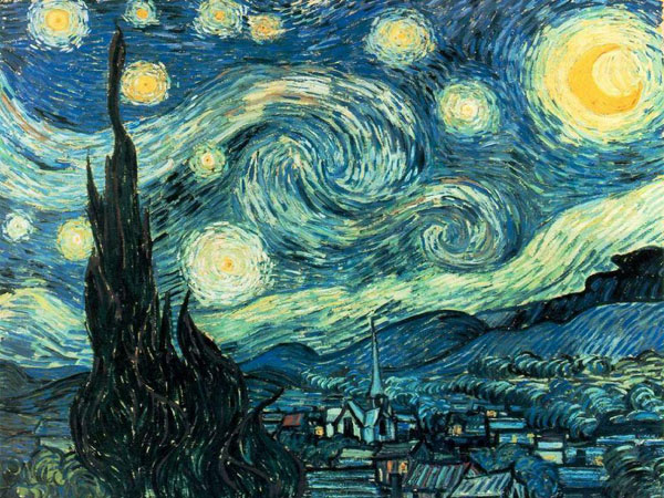 starry night thesis