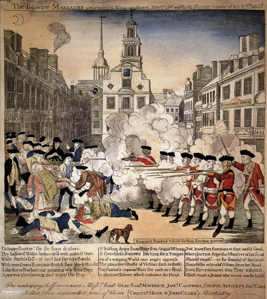 social causes of the american revolution essay