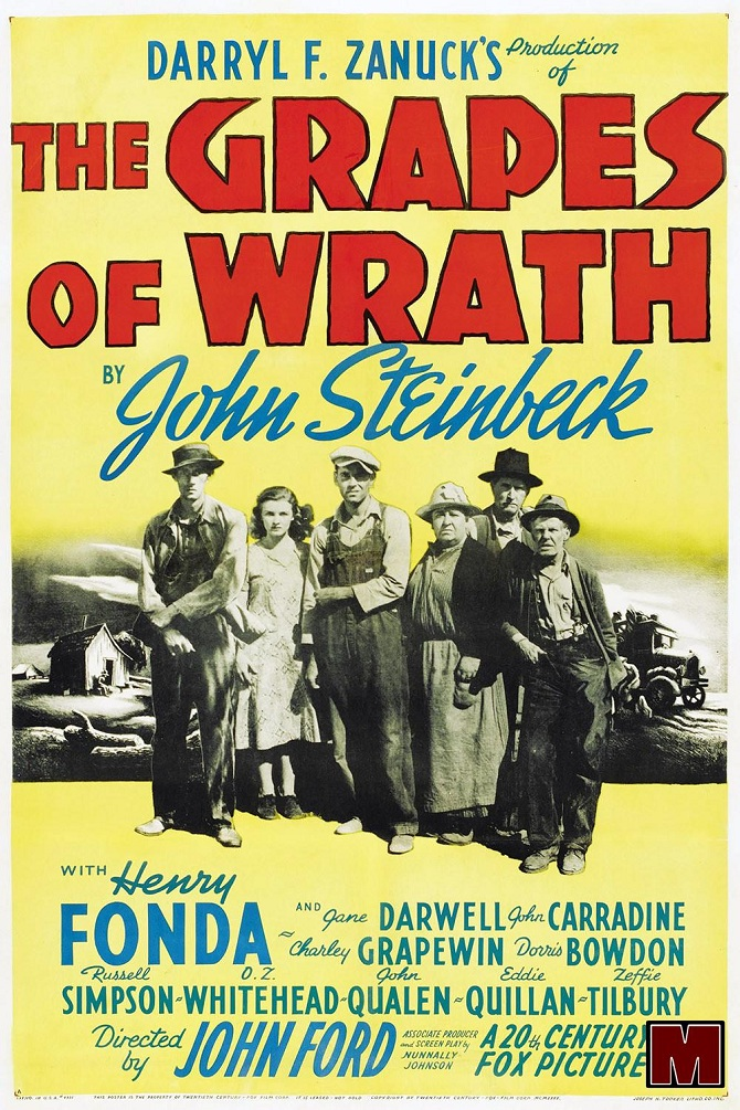 heroism in the grapes of wrath essay