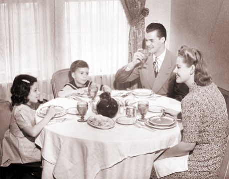 Keeping Up With The Joneses 1950s