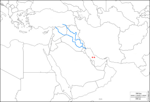 Quia - Southwest Asia Physical Map Quiz