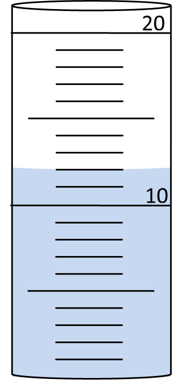 Quia - Graduated Cylinder Reading