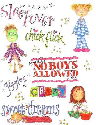 Free Slumber Party Invitations was adorable invitation sample