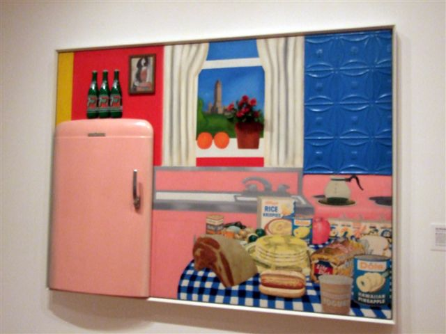 Quia Tom Wesselmann S Collages