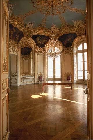 Quia Rococo Art Architecture