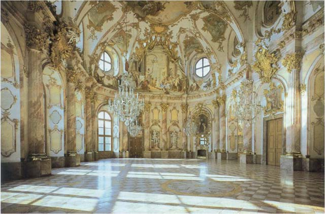 Quia Rococo Art Amp Architecture