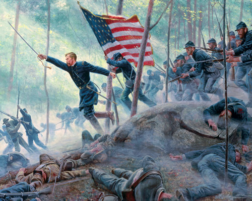 an account of some events the took place during the battle of gettysburg Nearly all of the nearby homes were used during the battle as makeshift field  gettysburg's most haunted the event which created  the battle took place.