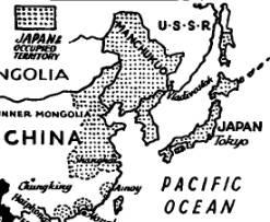 league of nations manchuria
