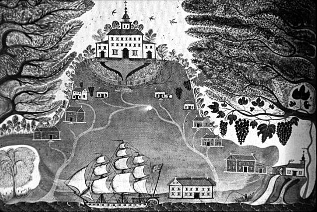 the development and impact of the plantations in the early american colonies
