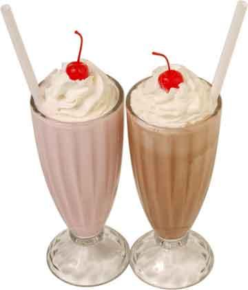 how to milk shake