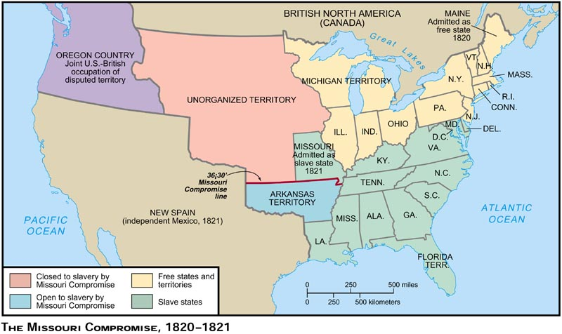 the missouri compromise significance leading to Browse missouri compromise resources on since i teach in missouri the missouri compromise and it's significance leading up to the civil war is such an.