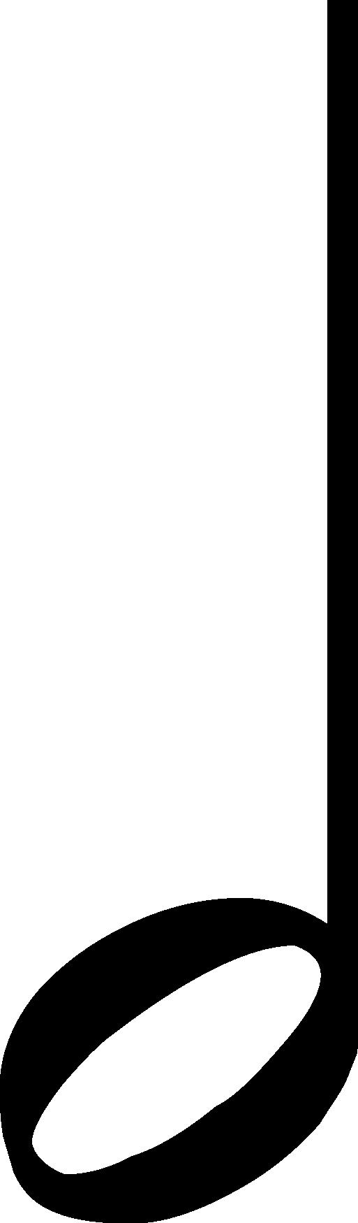 Quia basic music symbols half note biocorpaavc Gallery