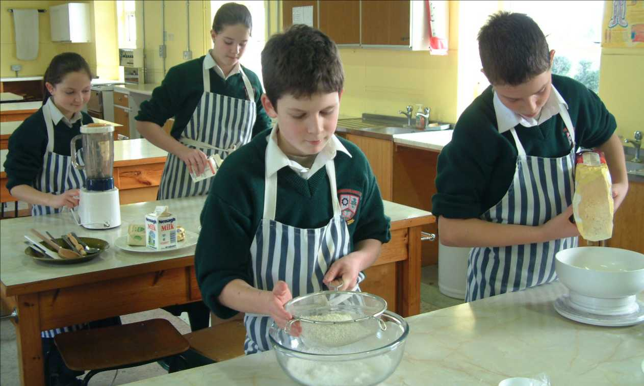 Journalism home economics college subjects