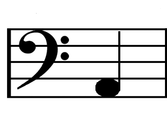 Quia Bass Clef Notes